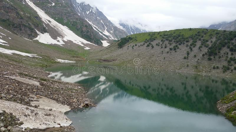 Rama Lake stock photo