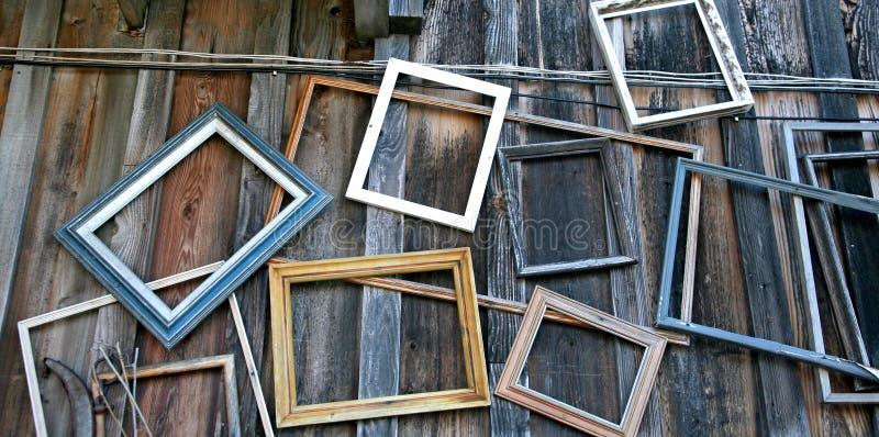 rama pusty obrazek fotografia stock