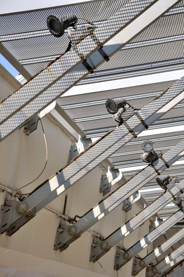 Download Rama Stalowej Struktury Budowa Zdjęcie Stock - Obraz: 27857950