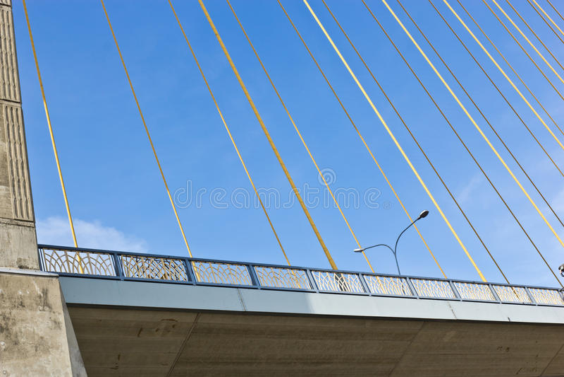 rama VIII моста bangkok стоковое фото rf