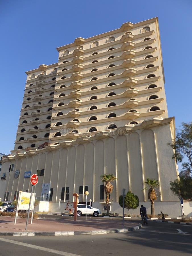Ramada-Hotel-Büro Dubai in Dubai lizenzfreies stockbild
