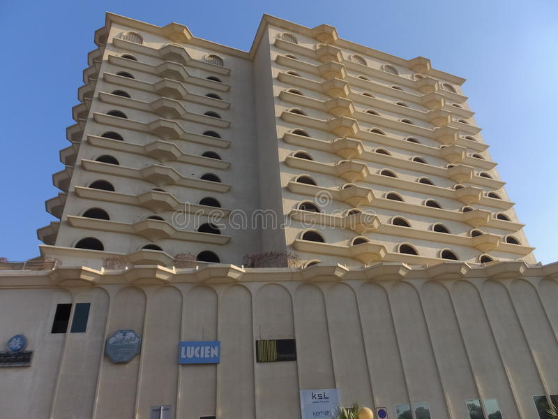 Ramada-Hotel-Büro Dubai in Dubai stockfotos