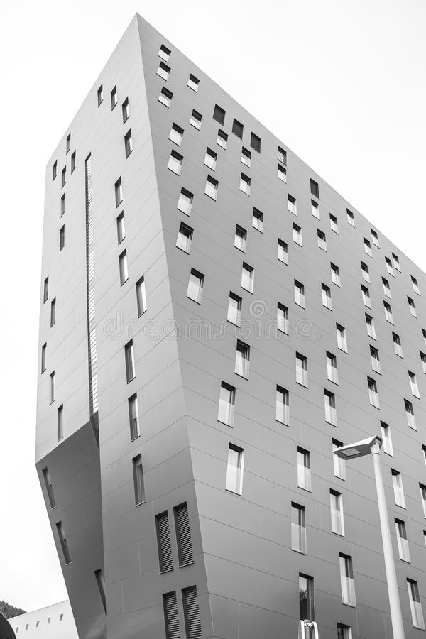 Ramada-Hotel Innsburck lizenzfreie stockfotos