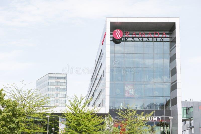 Ramada Salzburg lizenzfreies stockfoto