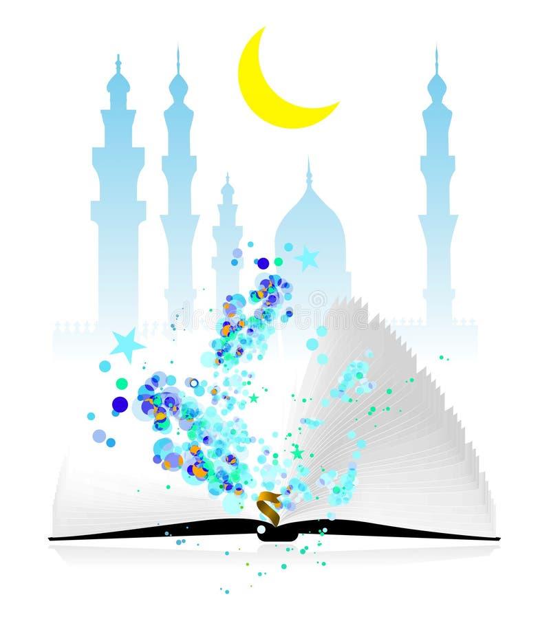 Ramadan ilustración del vector