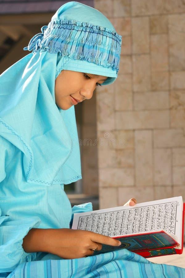 ramadan dziewczyn muslim obraz royalty free