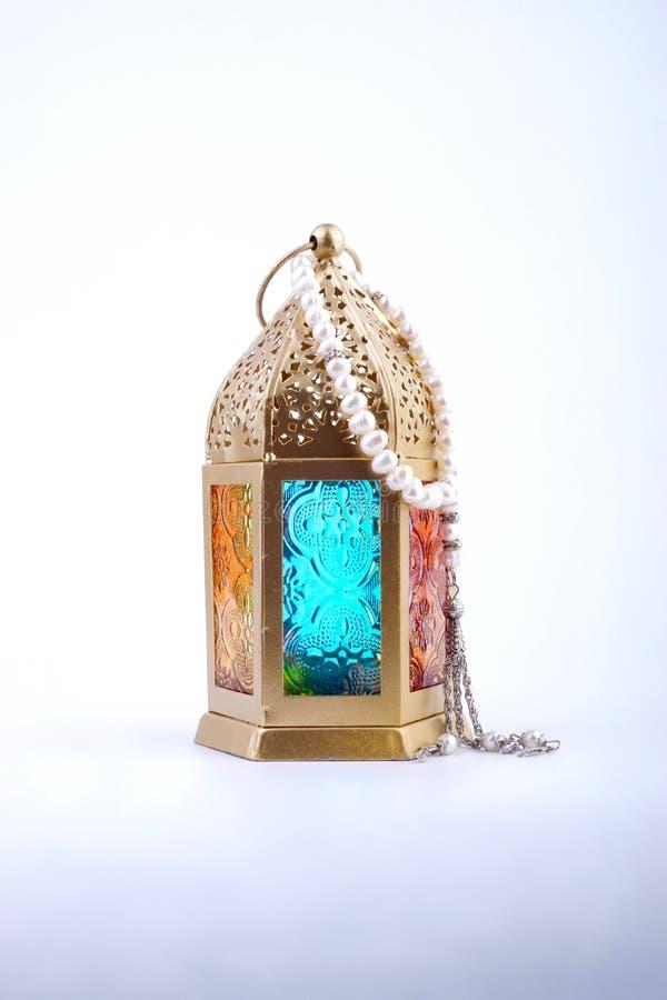 Ramadan-/Eid-Laterne lizenzfreie stockbilder