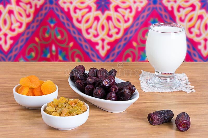 Ramadan Food - desayuno feliz