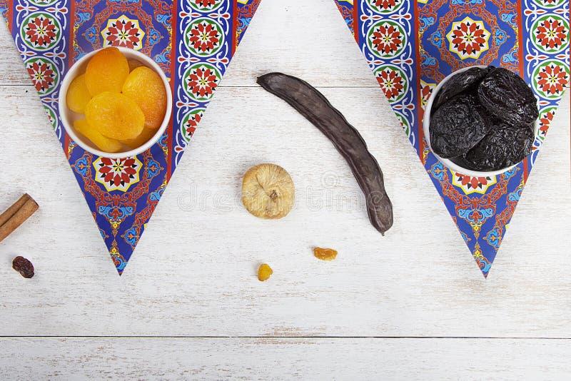Ramadan Fruits photos libres de droits