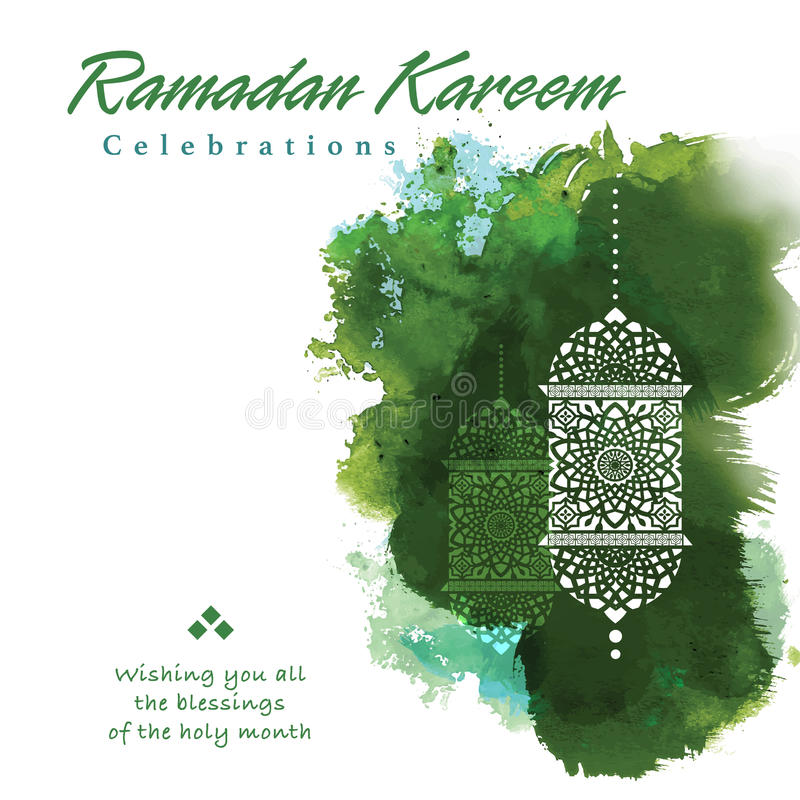Ramadan grafisch ontwerp