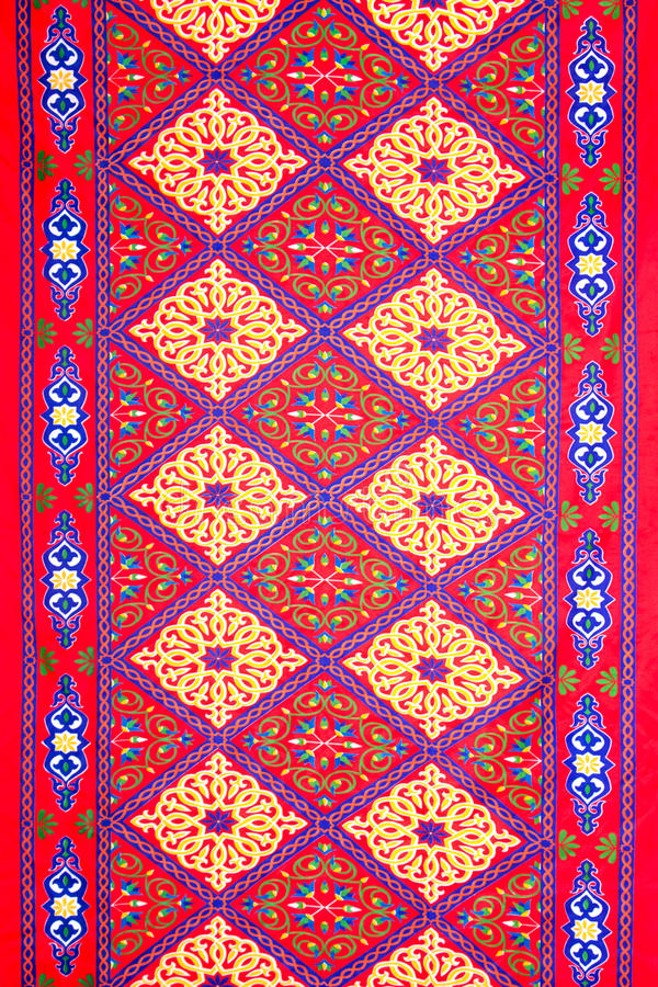 Ramadan Islamic Pattern royalty-vrije illustratie
