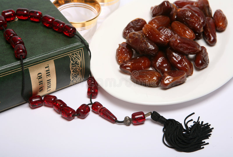 Ramadan jeûnent image libre de droits