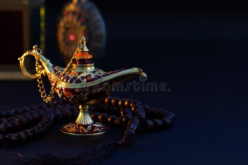 Ramadan Kareem, cumprimento festivo foto de stock royalty free