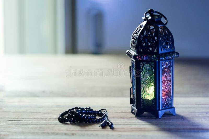 Ramadan Kareem/Eid Mubarak arkivfoton