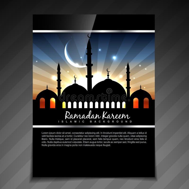 Ramadan kareem malplaatje