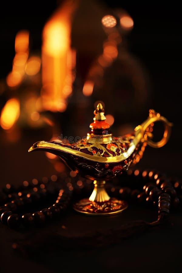 Ramadan Kareem, ?wi?teczny powitanie zdjęcie royalty free