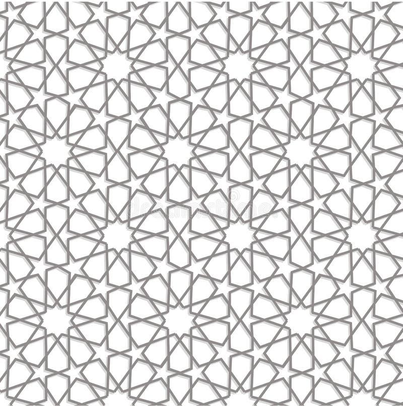 Ramadan kartka z pozdrowieniami ilustracja wektor