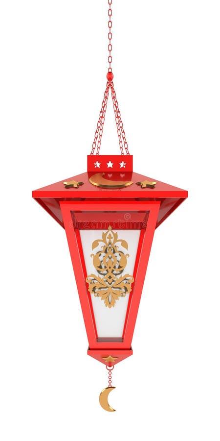Ramadan Lantern árabe foto de stock