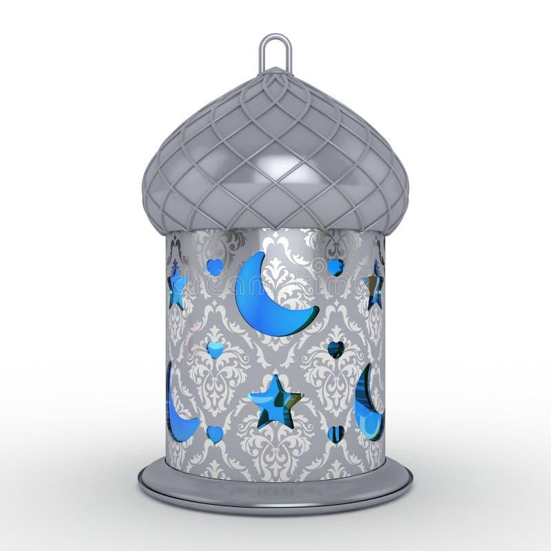 Ramadan Lantern arabe image libre de droits