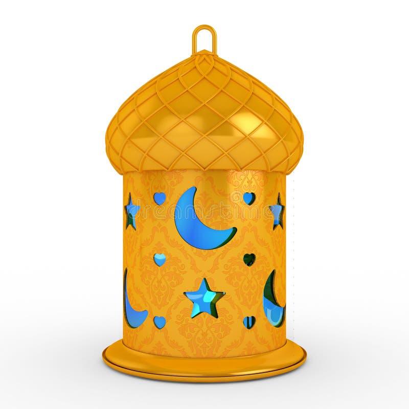 Ramadan Lantern arabe photo stock
