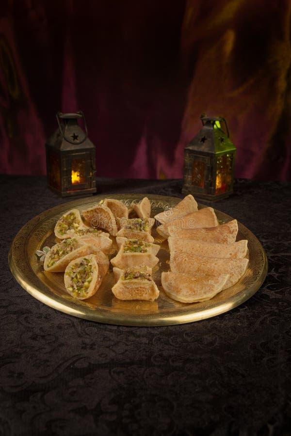 Ramadan Sweet stock afbeeldingen