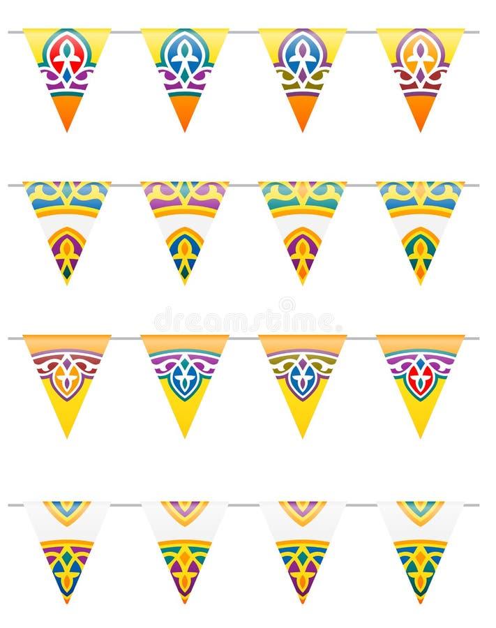 Ramadan Traditional Flags