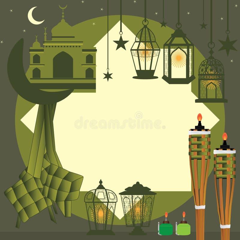 Ramadan veel kader van het elementencentrum