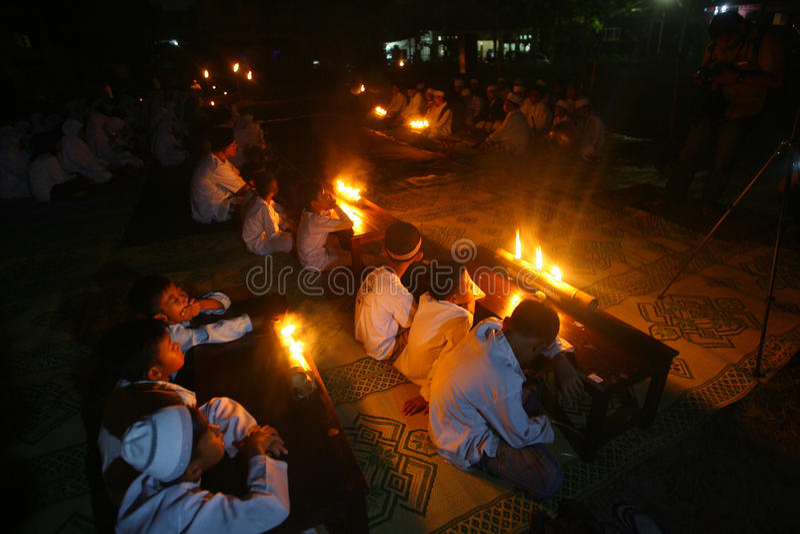 Download Ramadhan foto de archivo editorial. Imagen de solo, learning - 42436918