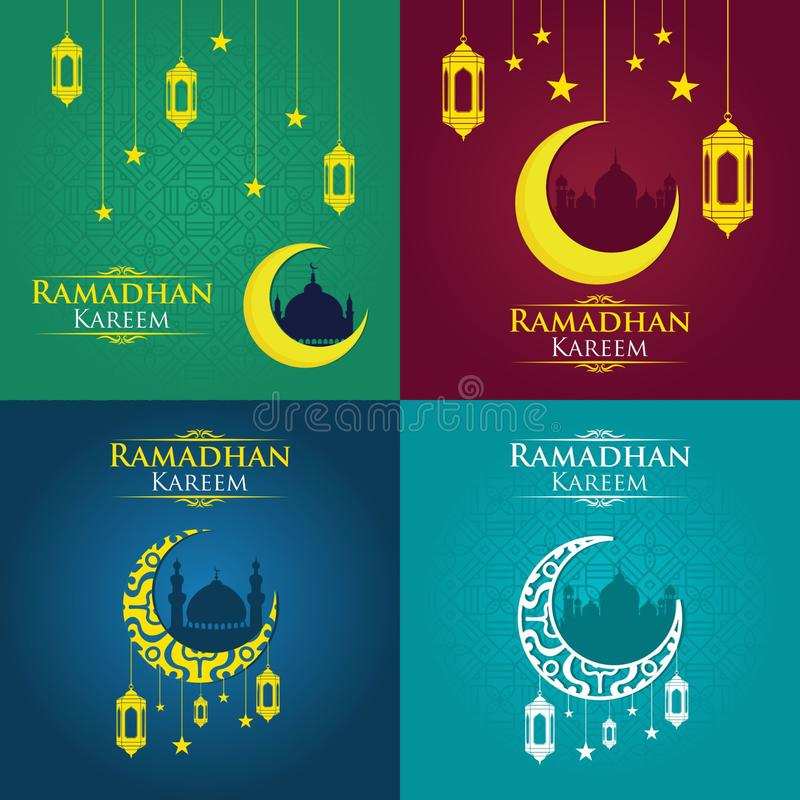 Ramadhan Kareem 1 libre illustration