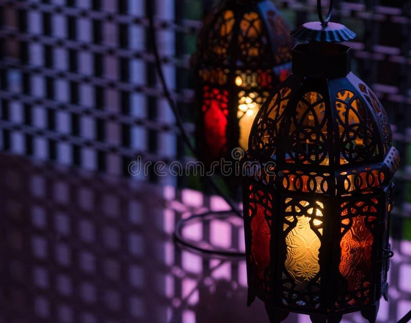 Ramadhan ou Eid Lantern foto de stock royalty free
