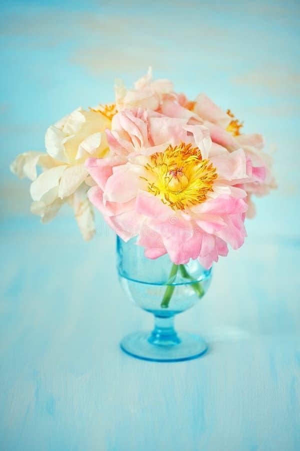Ramalhete bonito das flores fotos de stock