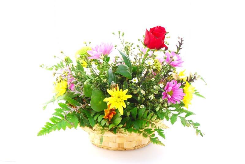 Ramalhete da flor imagens de stock royalty free
