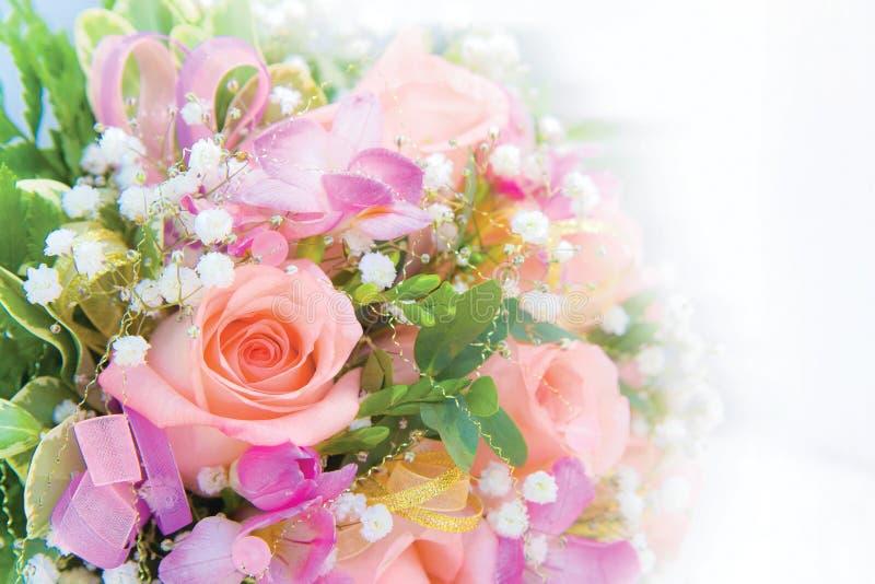 Ramalhete das noivas fotos de stock