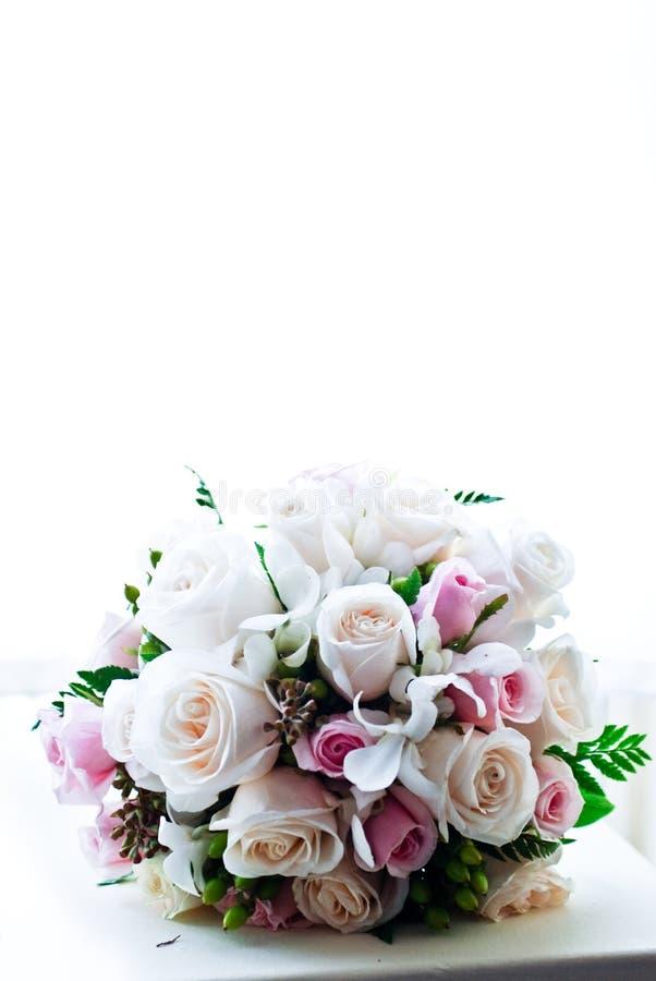 Ramalhete do casamento fotos de stock royalty free