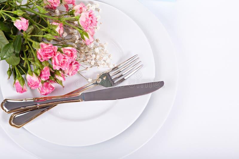 Ramalhete do close up de rosas cor-de-rosa pequenas imagens de stock royalty free
