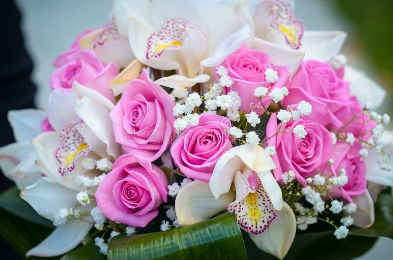 Ramalhete floral imagem de stock