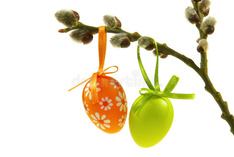 Ramalhete floral de Easter imagens de stock