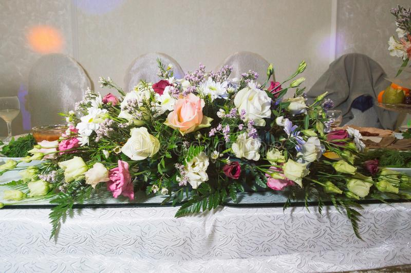 Ramalhete, flores imagem de stock