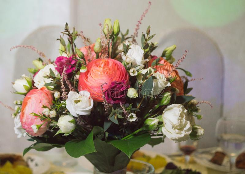 Ramalhete, flores imagens de stock royalty free