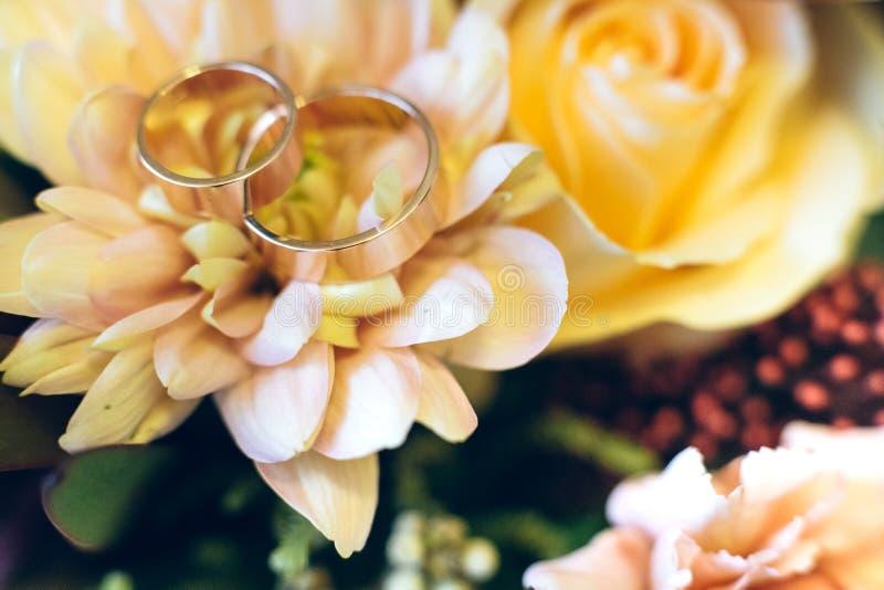 Ramalhete para o casamento fotografia de stock