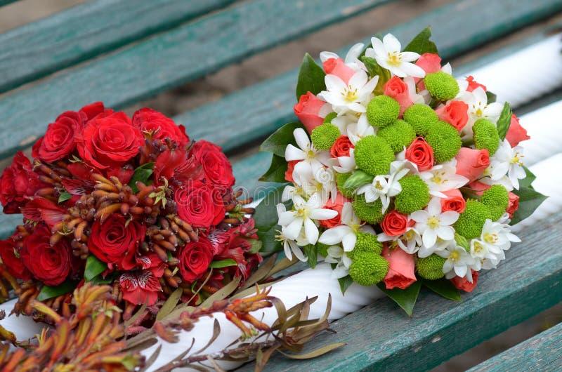 Ramalhetes florais imagem de stock royalty free