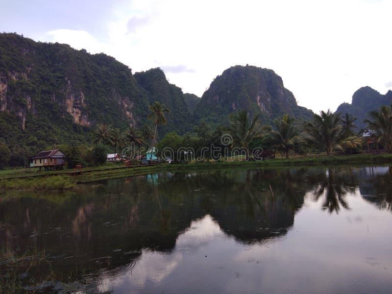 Ramang Ramang стоковая фотография
