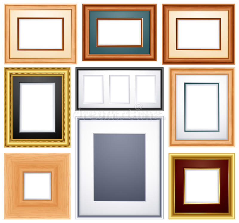 ramar stock illustrationer