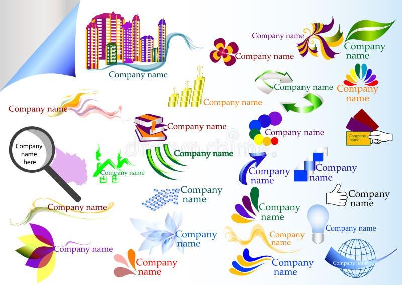Ramassage d'étiquettes de compagnie de vecteur illustration de vecteur