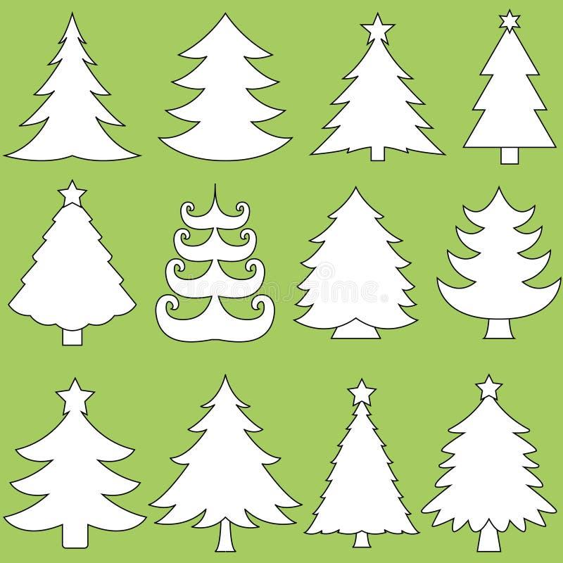 Ramassage d'arbres de Noël