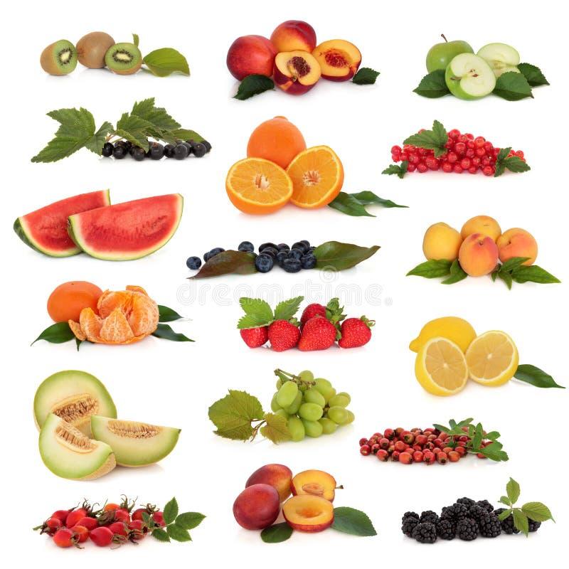 Ramassage de fruit images stock