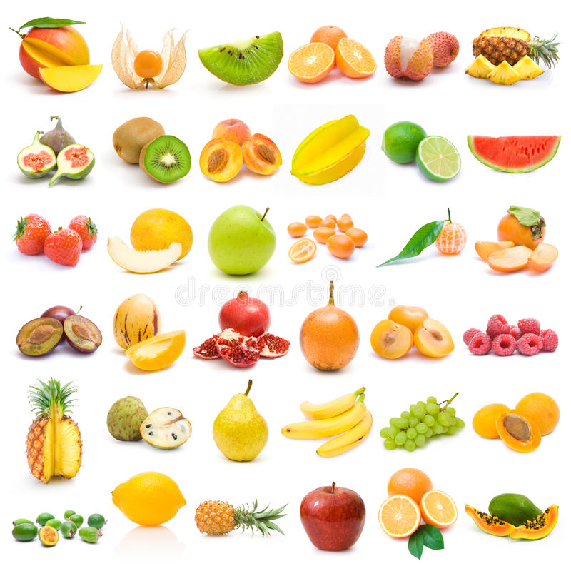 Ramassage de fruit photo stock