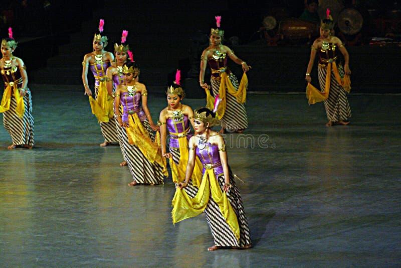 Ramayana舞蹈 图库摄影