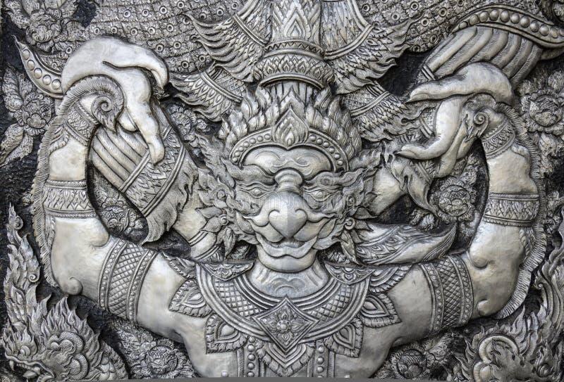 Ramayana ściany sztuka zdjęcia royalty free