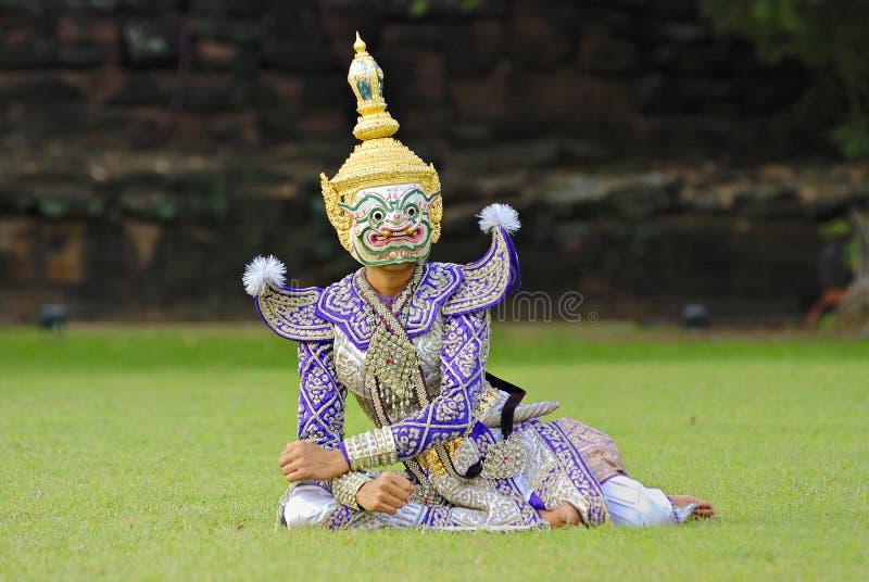 Ramayana fotografia stock